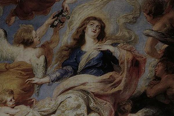八月十五日:聖母蒙召升天節