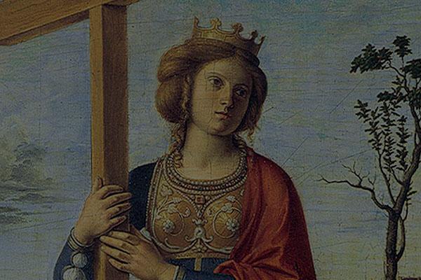 八月十八日:聖赫利納