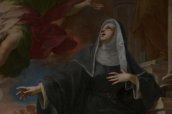 八月二十七日:聖莫尼加(已婚婦女主保,家暴受虐者主保)