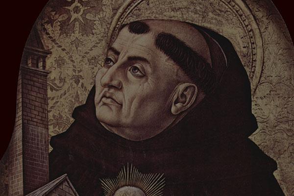 一月二十八日:聖多瑪斯·阿奎納