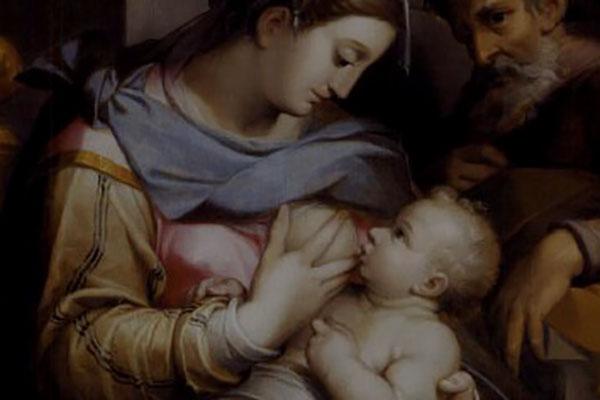 母乳(天糧) – 給寶寶最珍貴的禮物