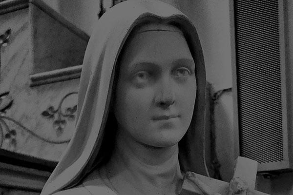 十月一日:聖女小德蘭